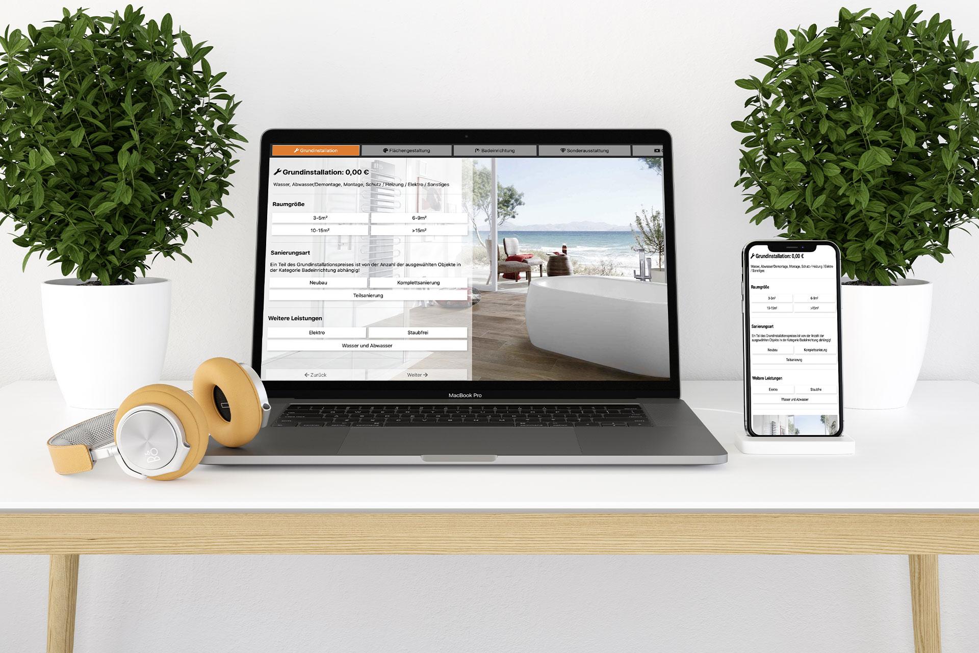 Budgetplanung Online